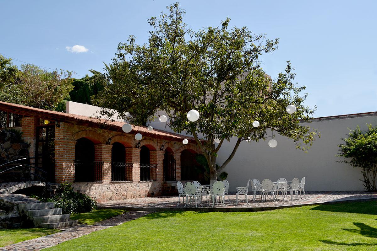 Salón Los Fresnos Salon Terraza Y Jardín De Fiestas En La